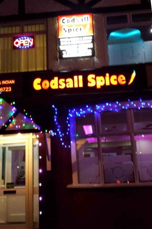 Christmas at Codsall Spice