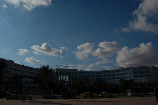 Hotel Laico Hammamet : Laico Front View