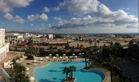 Hotel Laico Hammamet : Another view on the outdoor pool