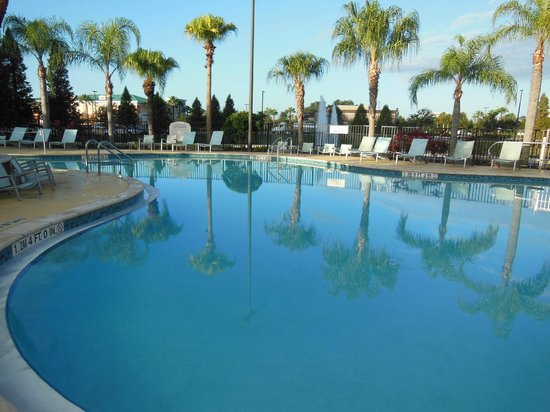 SpringHill Suites by Marriott Orlando at SeaWorld : pool