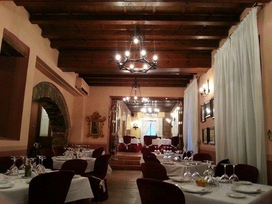 Restaurante Casa Palacio Bandolero: Sala