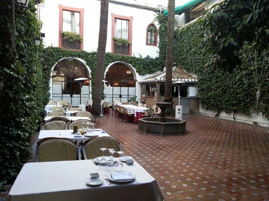 Restaurante Casa Palacio Bandolero: Esterno