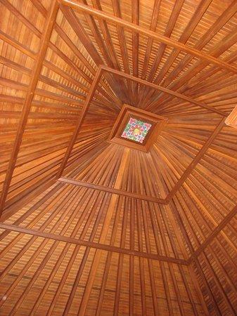 Puri Dalem Hotel : Room Roof