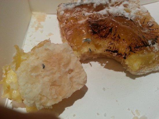 Del'Aziz - Bermondsey: mouldy pineapple tart