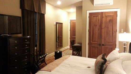 Bleckley Inn: My Room - Room #1