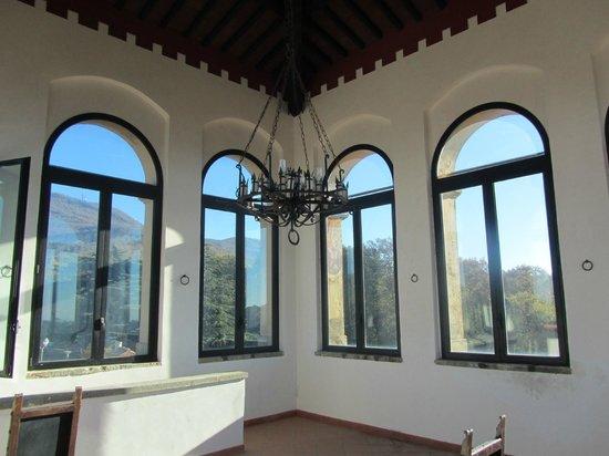Villa del Cardinale: Torre