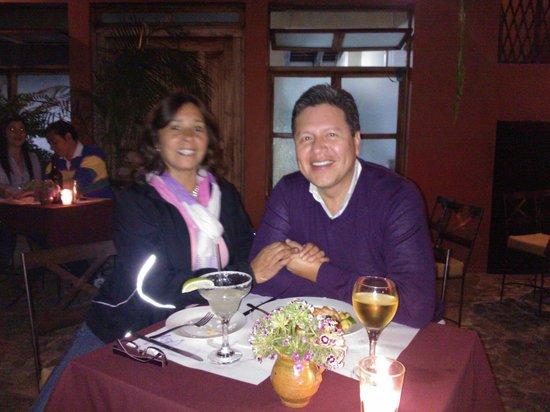 La Peña de Sol Latino: Una deliciosa cena, con buena música