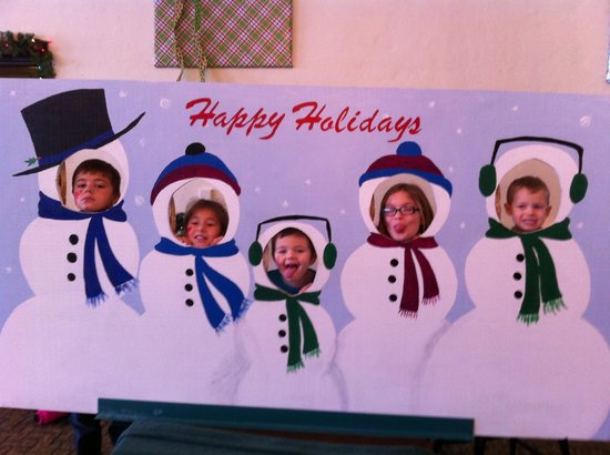Pocono Manor Resort & Spa: Another awesome picture from their Christmas program
