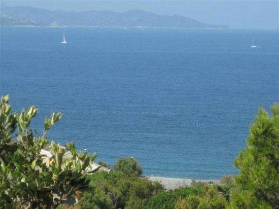 Les Gîtes du Cap Corse : Vue A Fronda