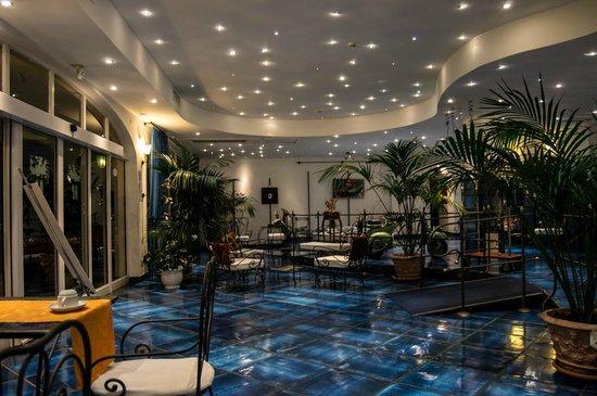 Positano Art Hotel Pasitea: Hall