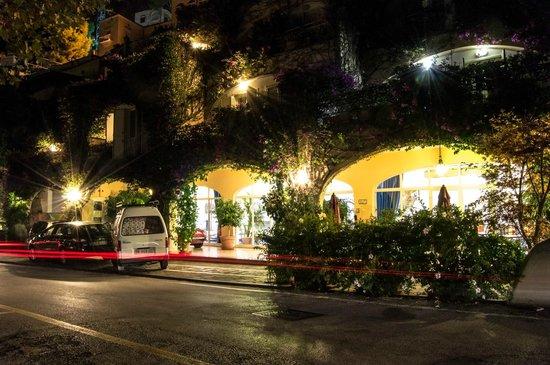 Positano Art Hotel Pasitea: Facade
