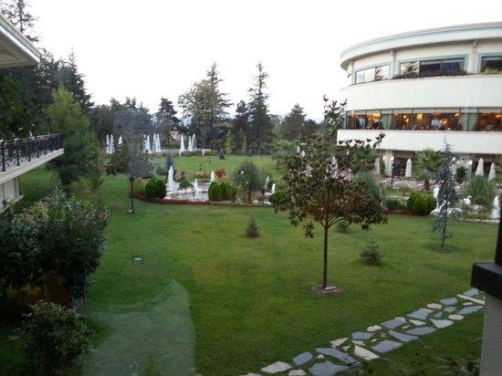NG Sapanca Wellness & Convention: Good hotel