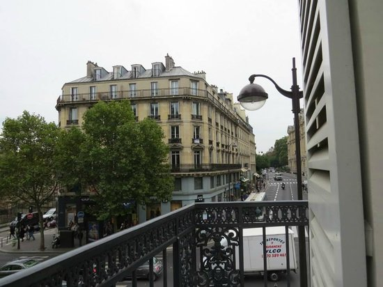 Hotel Belloy Saint-Germain by HappyCulture : One of the views