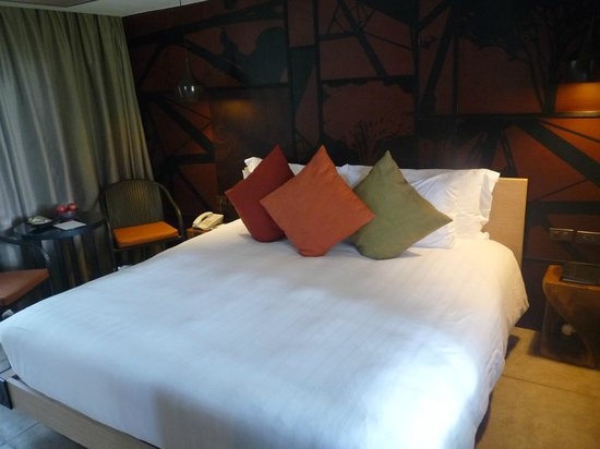 U Inchantree Kanchanaburi : Bedroom (suite)