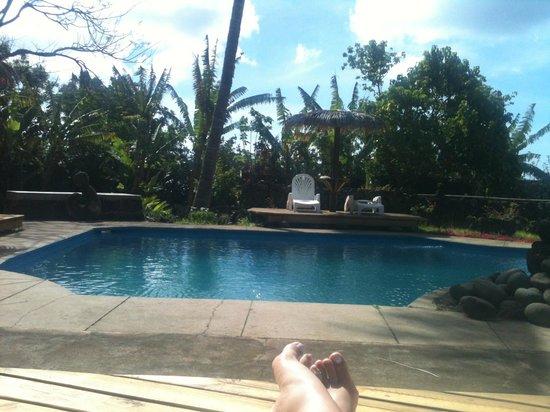 O'tai Hotel : La piscina esta bonita