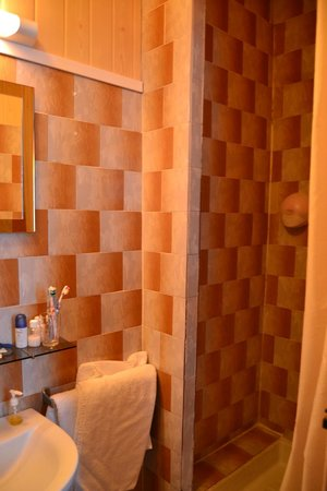 Hotel Des 3 Nations: Bagno