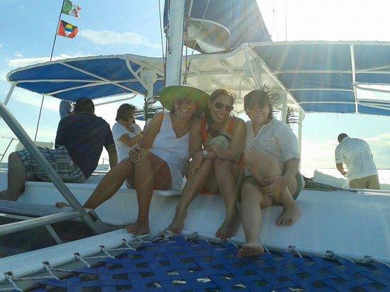 Paradise Catamarans: amigos