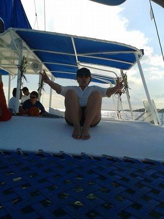 Paradise Catamarans: disfrutando