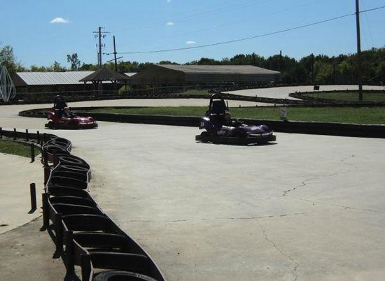 Southern Adventures: Yay the go carts