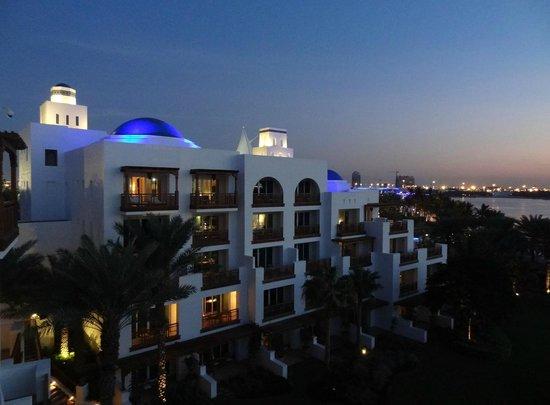 Park Hyatt Dubai: View from room at dusk