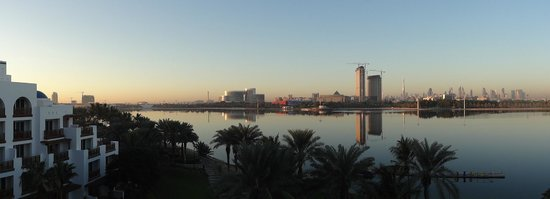Park Hyatt Dubai: Sunrise view from rrom
