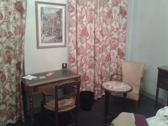 Hotel de Rome et St Pierre: old fashioned