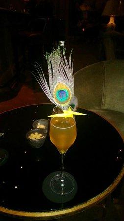 Le Bar du Bristol : Le cocktail (le 365, série limitée pour les 1 an du Bar)