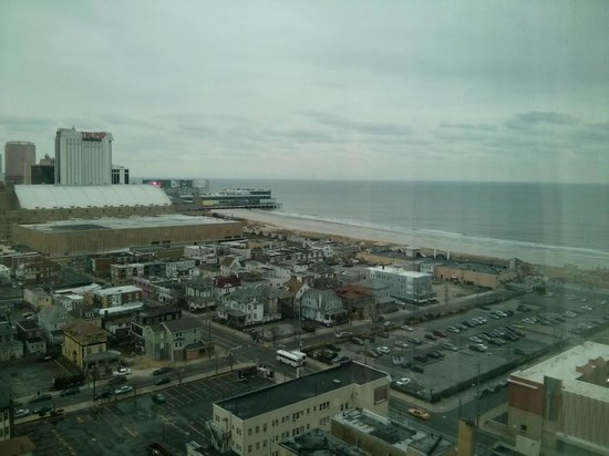 Room View 1 Picture Of Tropicana Atlantic City