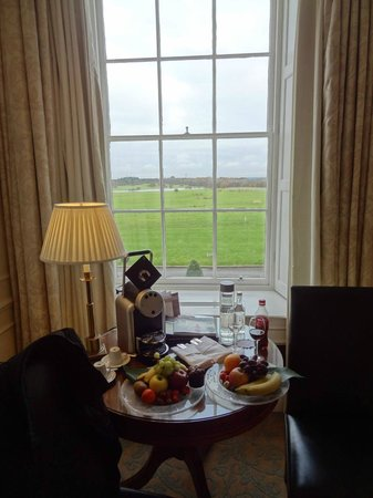 Four Seasons Hotel Hampshire, England: Grand Manor Room 1105