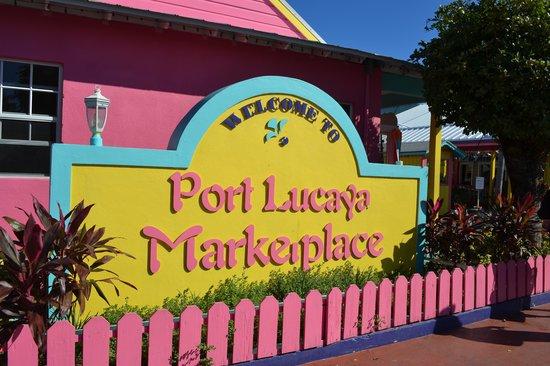 Port Lucaya Marketplace: Lucaya