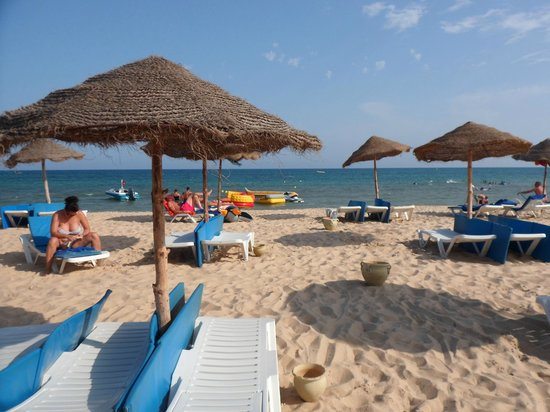 Holiday Village Manar : beach
