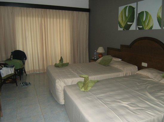 Sirenis Punta Cana Resort Casino & Aquagames: O nosso quarto