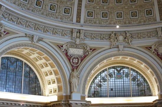 Biblioteca del Congreso: Reading Room
