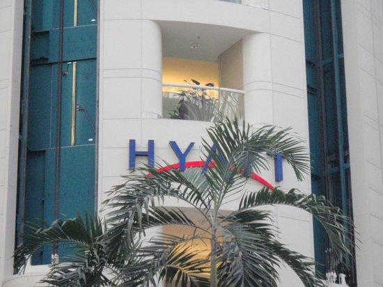 Hyatt Regency Grand Cypress: vista externa