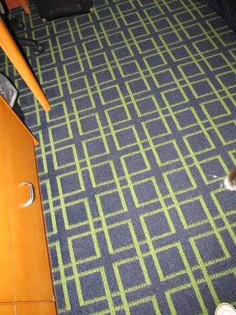 Fairfield Inn & Suites Kingsland: New carpet