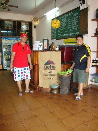 DELTA Lao Coffee