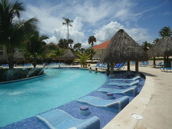 Occidental Caribe: Piscina