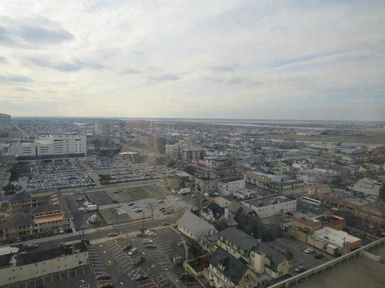 Tropicana Atlantic City: Looking toward bay area