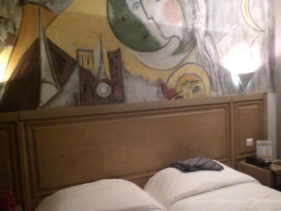 Hotel Edouard 6: La camera
