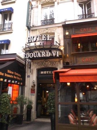 Hotel Edouard 6: Hotel Edouard VI