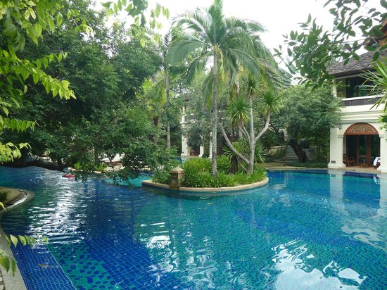 Khum Phaya Resort & Spa, Centara Boutique Collection: Great pool area