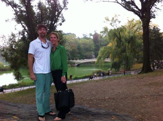Gabby Cabby: Central Park