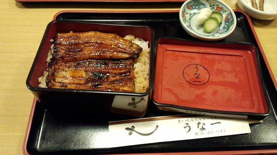 Unaichi : 鰻重梅
