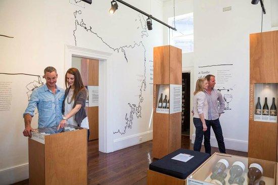 Gasworks Cellar Door: Exploring Tasmania's wine heritage