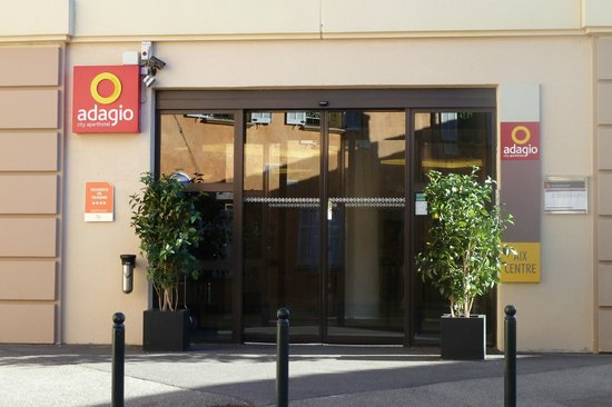 Adagio Aix-en-Provence Centre: Adagio Centre - Aix en provence