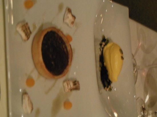 Manoir Hovey: Dessert