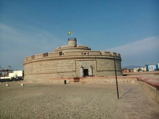 Fortaleza real felipe: Torreon del rey
