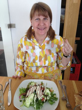 Mami : Duck Salad to Die For!!