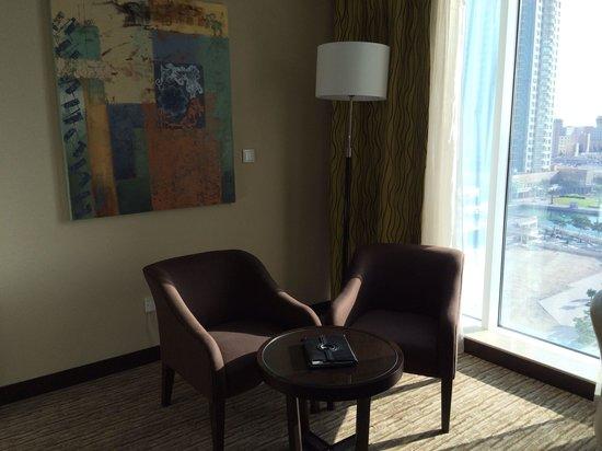 Movenpick Hotel Jumeirah Lakes Towers: Room