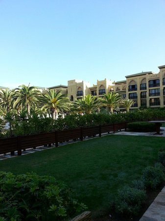 Mazagan Beach & Golf Resort : am Nachmittag